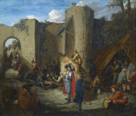 Joos Van Craesbeeck, c. 1650